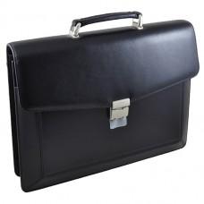 Портфель кожаный Petek 891/2-000-01