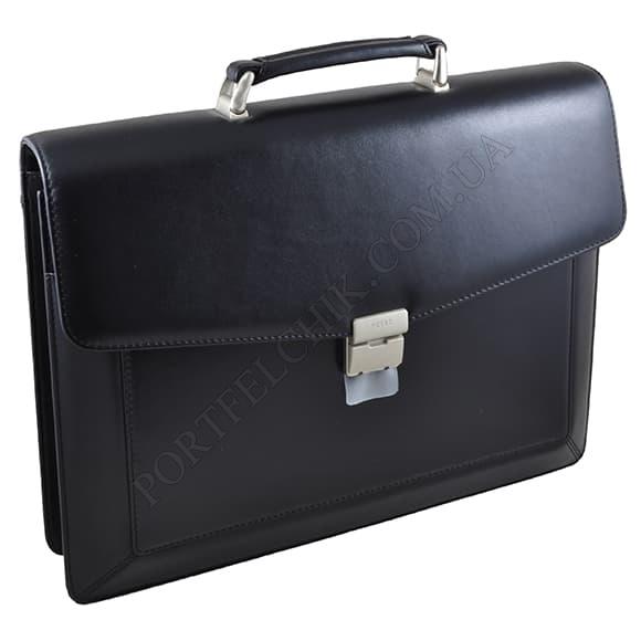 Портфель Petek 891/2-000-01 черный