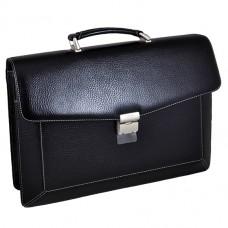 Портфель кожаный Petek 891/2-46B-KD1