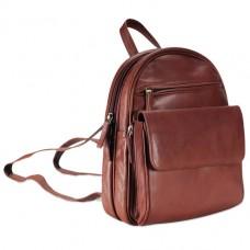 Рюкзак кожаный Visconti 01433 Tan