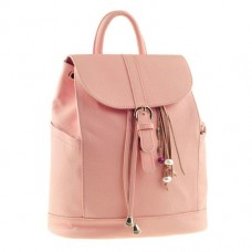 Женский кожаный рюкзак BlankNote BN-BAG-13-Barbie