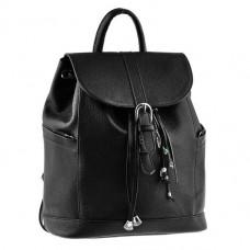 Жіночий шкіряний рюкзак BlankNote BN-BAG-13-Onyx