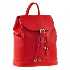 Жіночий шкіряний рюкзак BlankNote BN-BAG-13-Rubin