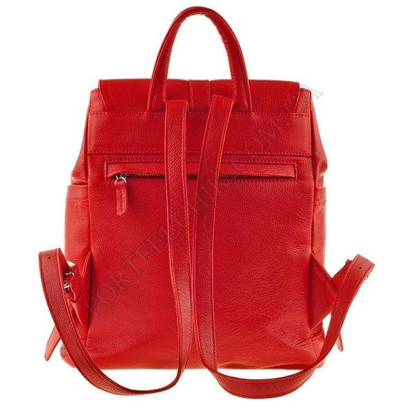 22158c343d43 Женский кожаный рюкзак BlankNote BN-BAG-13-Rubin картинка изображение 2