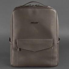 Жіночий шкіряний рюкзак BlankNote BN-BAG-19-beige