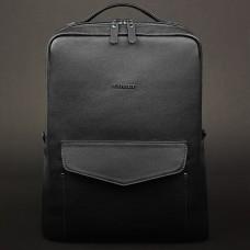 Жіночий шкіряний рюкзак BlankNote BN-BAG-19-noire
