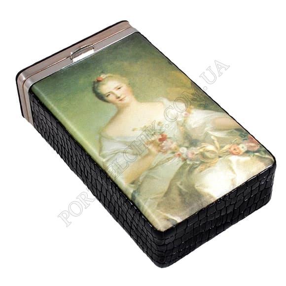 Сигаретница Petek 624-091-01 черный