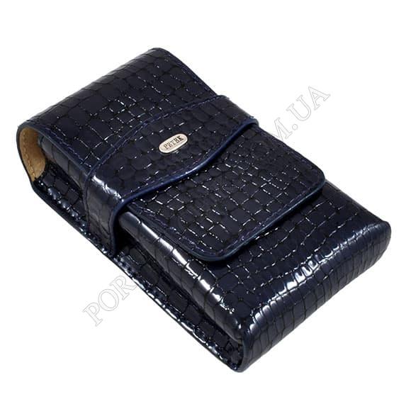 Сигаретница Petek 625-091-08 синий