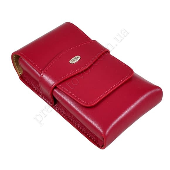 Сигаретница Petek 625-4000-10 красный
