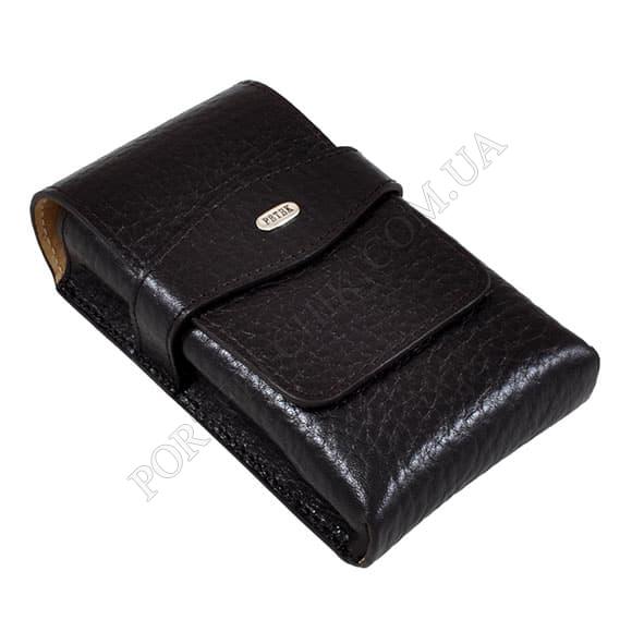 Сигаретница Petek 625-46B-02 коричневый