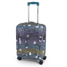 Чохол для валізи Gabol (S) Multi Colour