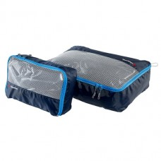 Чохол для одягу Caribee Packing Cubes Navy 2шт.