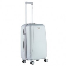 Чемодан на колесах CarryOn Skyhopper (M) Silver