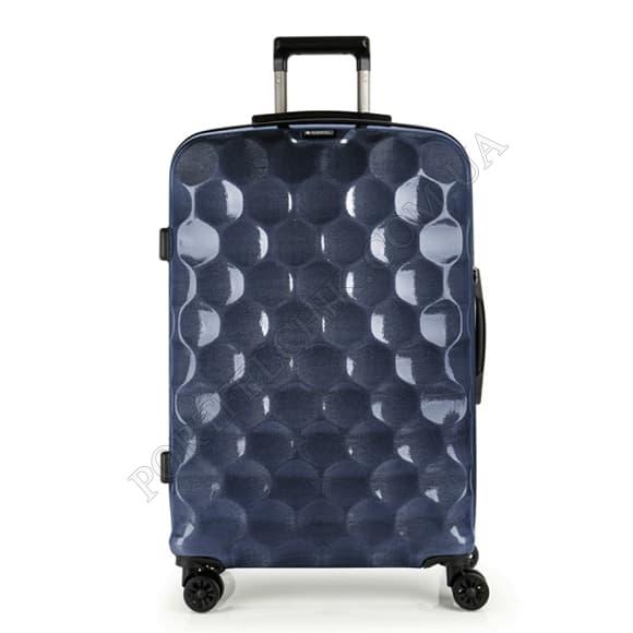 Чемодан на колесах Gabol Air (L) Blue синий большой
