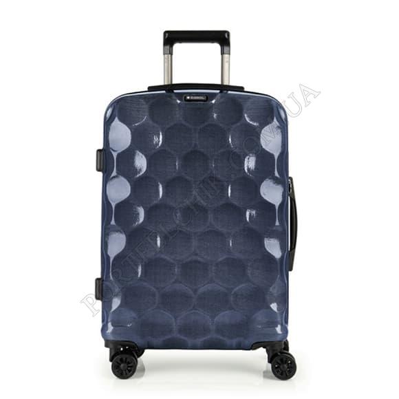 Чемодан на колесах Gabol Air (M) Blue синий средний