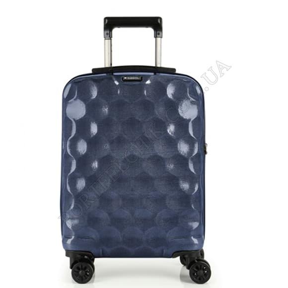 Чемодан на колесах Gabol Air (S) Blue синий маленький