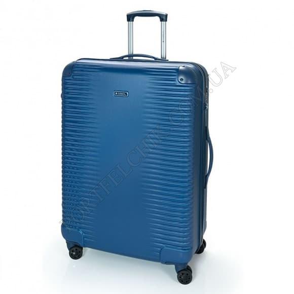 Чемодан на колесах Gabol Balance (L) Blue синий большой