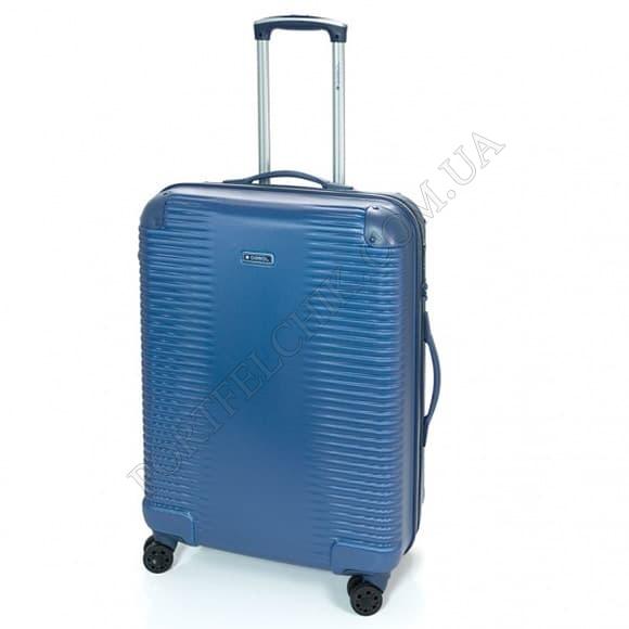Чемодан на колесах Gabol Balance (M) Blue синий средний