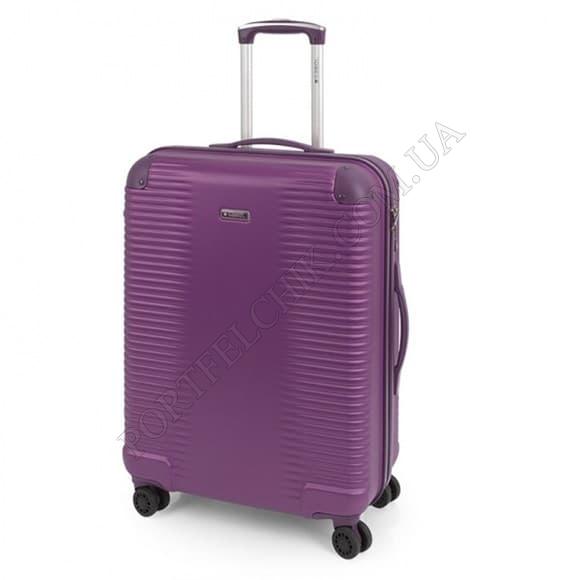 Чемодан на колесах Gabol Balance (M) Plum фиолетовый средний