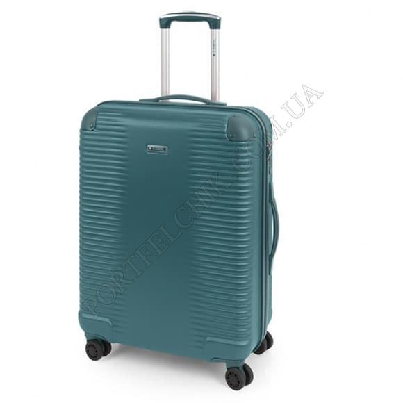 Чемодан на колесах Gabol Balance (M) Turquoise бирюзовый средний