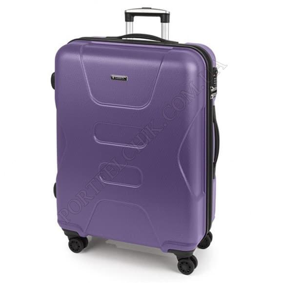 Чемодан на колесах Gabol Custom (L) Purple фиолетовый большой
