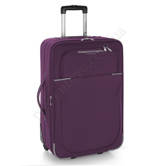 Чемодан на колесах Gabol Malasia (M) Purple фиолетовый средний