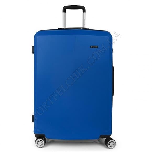 Чемодан на колесах Gabol Mondrian (L) Blue синий большой