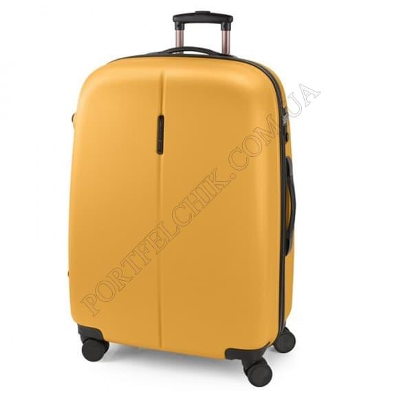 Чемодан на колесах Gabol Paradise (L) Mustard желтый большой
