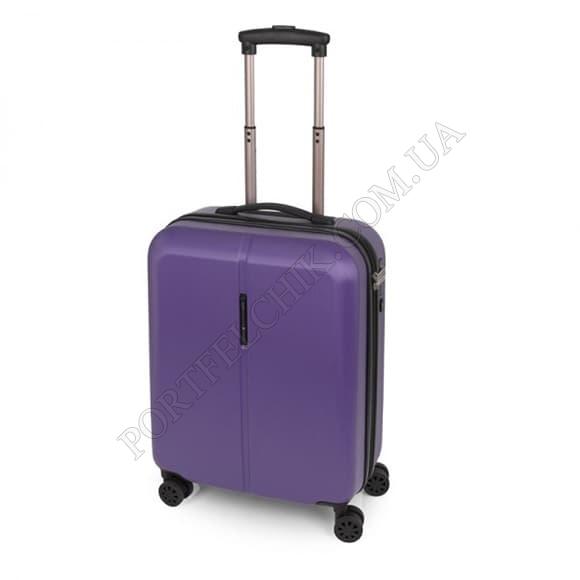 Чемодан на колесах Gabol Paradise (S) Purple фиолетовый маленький