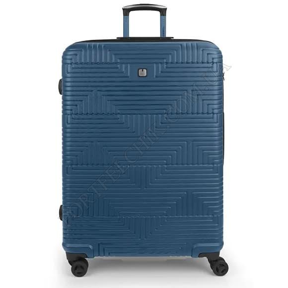 Чемодан на колесах Gabol Shock (L) Blue (120247 003) синий большой