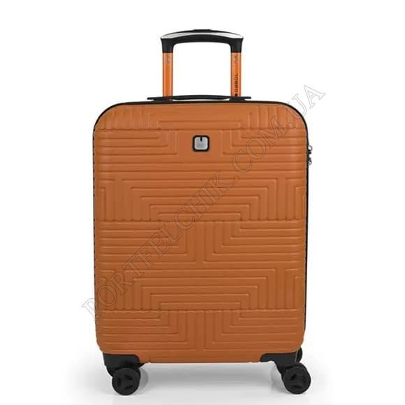 Чемодан на колесах Gabol Shock (S) Orange (120222 011) оранжевый маленький
