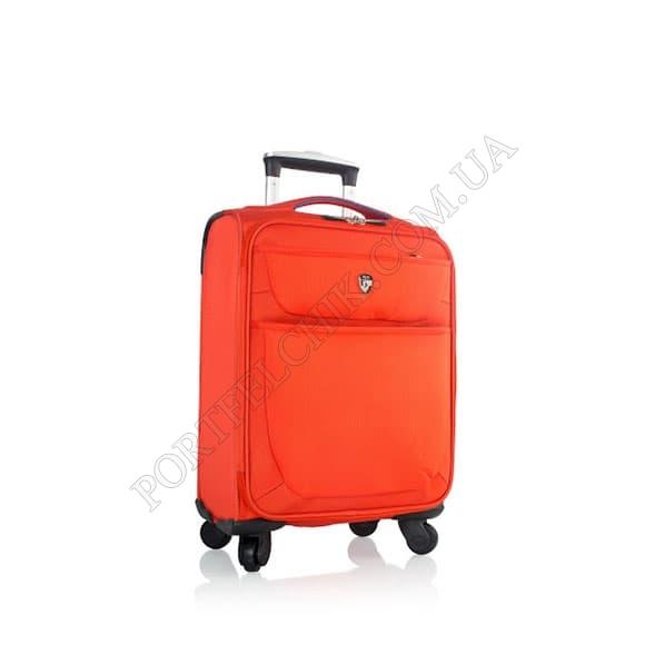 Чемодан на колесах Heys Argus (S) Orange оранжевый маленький