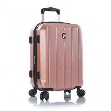 Чемодан розовый на колесах Heys Para-Lite (S) Rose Gold