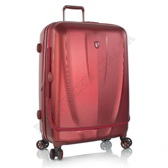 Чемодан на колесах Heys Vantage Smart Luggage (L) Burgundy бордовый большой