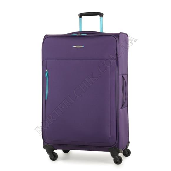 Чемодан на колесах Members Hi-Lite (L) Purple фиолетовый большой