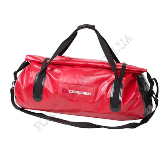 Дорожная сумка Caribee Expedition 120 WP Red красный
