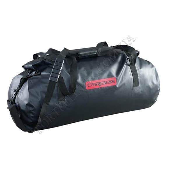Дорожная сумка Caribee Expedition 80 WP Black черный