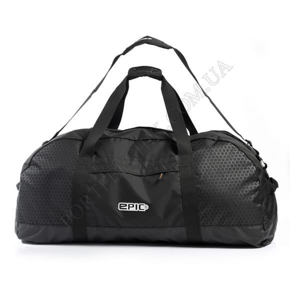 Дорожная сумка Epic Adventure LAB Commuter UltraMega Cargo 150 Black черный