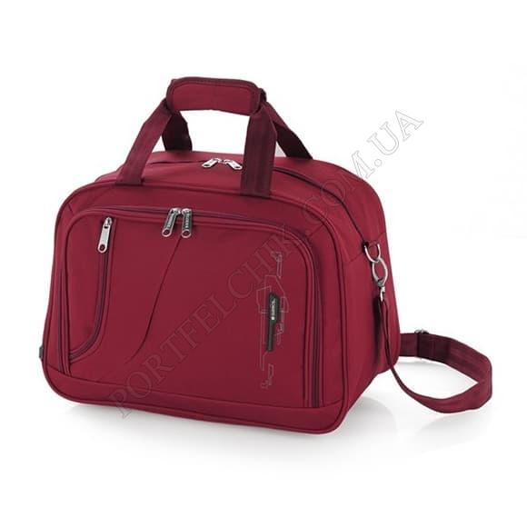 Дорожная сумка Gabol Week Flight 27 Red красный