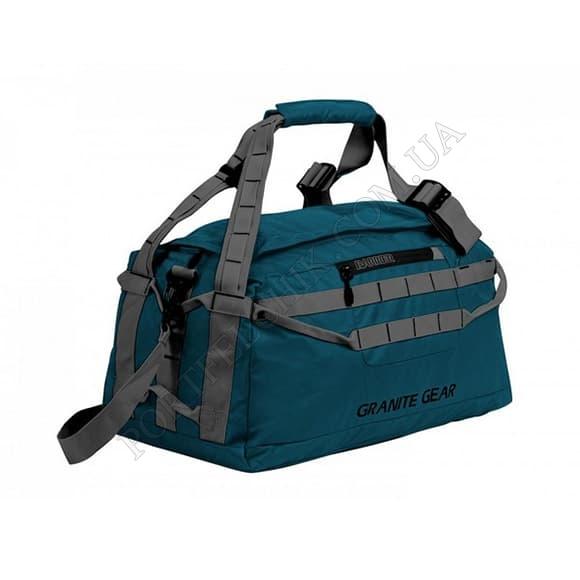 Дорожная сумка Granite Gear Packable Duffel 40 Basalt/Flint синий