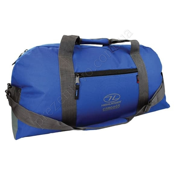 Дорожная сумка Highlander Cargo 65 Blue синий
