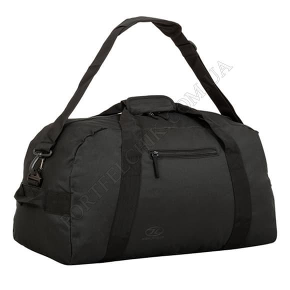 Дорожная сумка Highlander Cargo II 45 Black черный