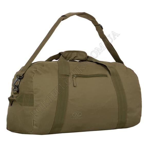 Дорожная сумка Highlander Cargo II 45 Olive Green оливковый