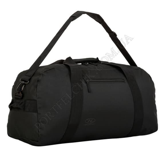 Дорожная сумка Highlander Cargo II 65 Black черный