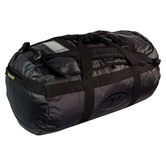 Сумка-рюкзак Highlander Lomond Tarpaulin Duffle 90 Black