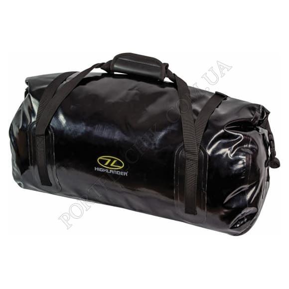 Дорожная сумка Highlander Mallaig Drybag Duffle 35 Black (Waterproof) черный
