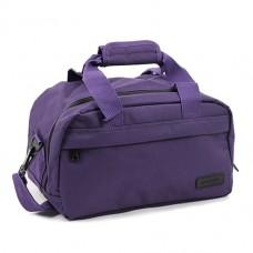 Members Essential On-Board Travel Bag 12.5 Purple