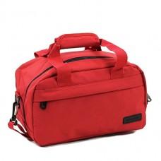 Members Essential On-Board Travel Bag 12.5 Red