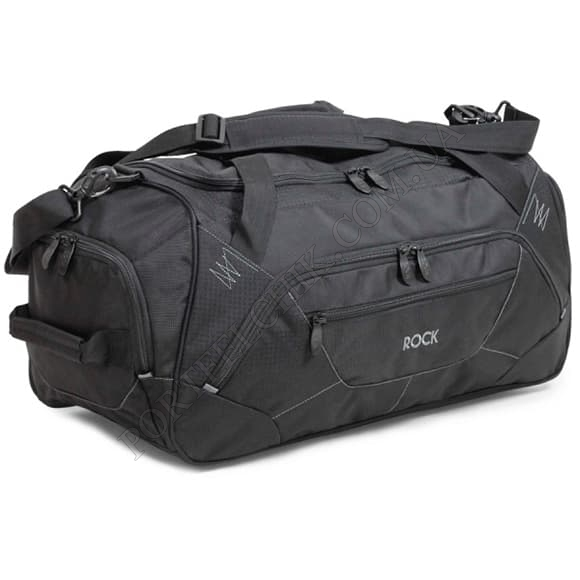 Дорожная сумка Rock Carbon Premium Holdall 42 Black черный