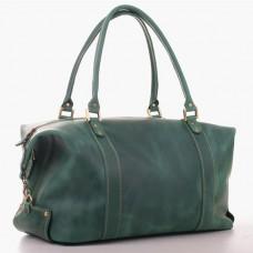 Дорожня сумка Manufatto №1 Крейзі Зелена